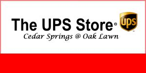 The UPS Store on Cedar Springs