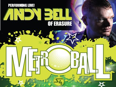 Andy Bell performing Live at MetroBall