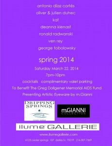 Spring 2014 @ ilume Gallerie