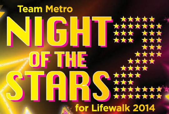 Night of Stars Raises over $6000.00