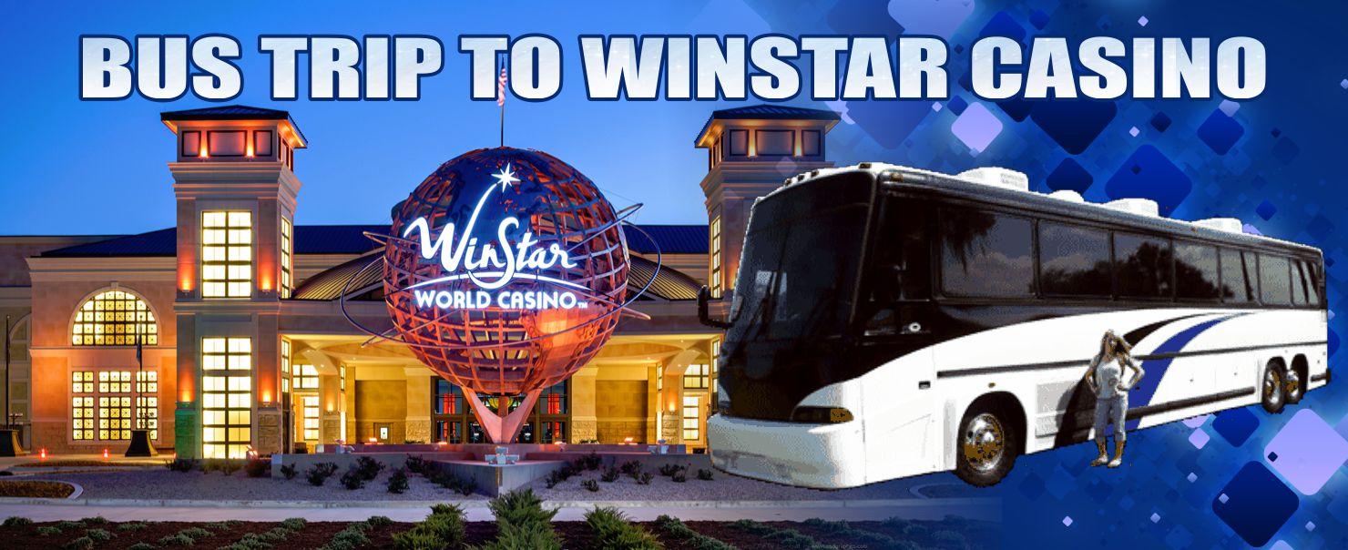 WinStar Casino Bus Trip – Saturday, May 14
