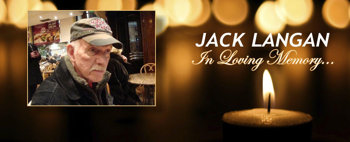 In Memory of Jack Langan