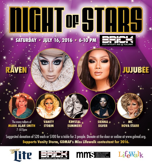 Night of the Stars 2 - July 16