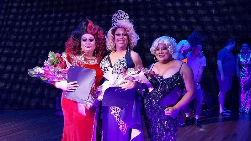 Vanity Storm wins Miss LifeWalk 2016