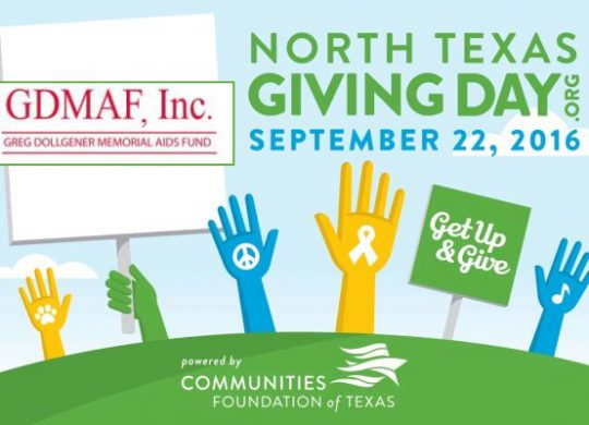 Thanks for your North Texas Giving Day donations