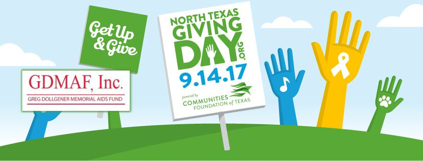 North Texas Giving Day - Sept. 14