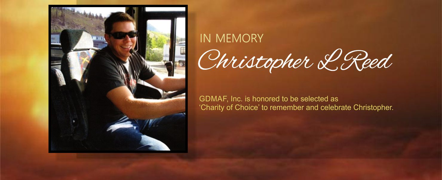 Christopher L Reed – In Memory