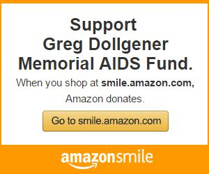 Shop smile.amazon.com and donate to GDMAF