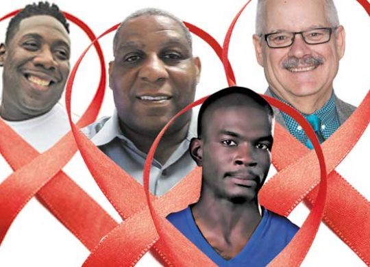 Honoring the activists on World AIDS Day