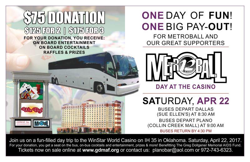 Winstar casino oklahoma bus gambling solutions
