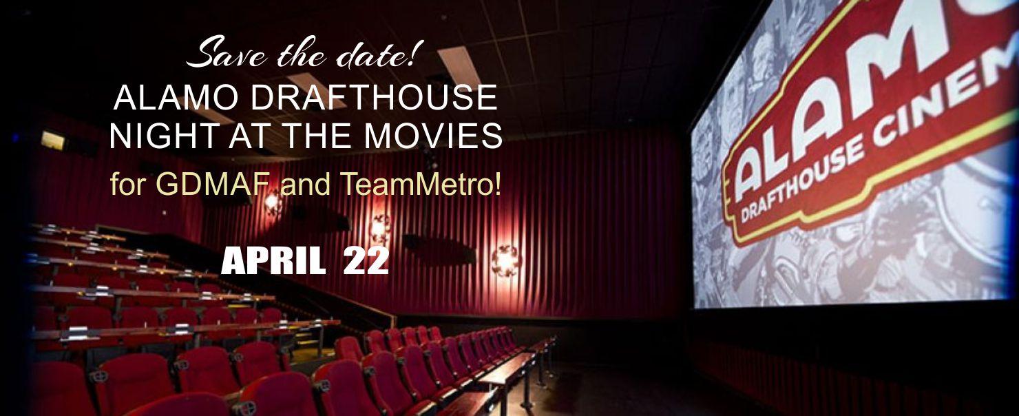 Alamo Drafthouse Night at the Movies