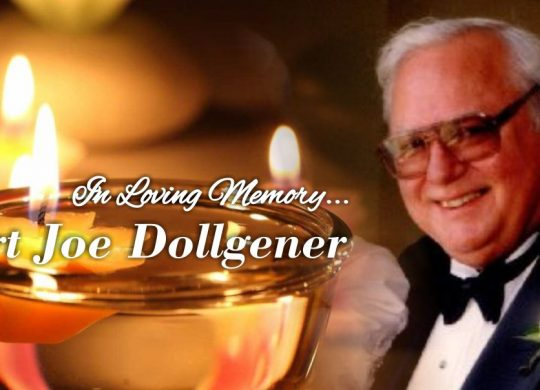 In Memory of Robert Joe Dollgener