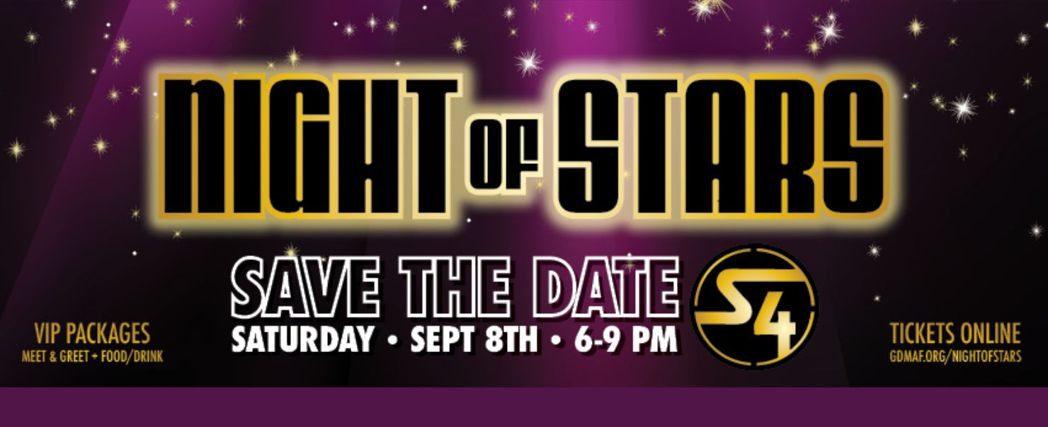 Night of Stars – Sept. 8