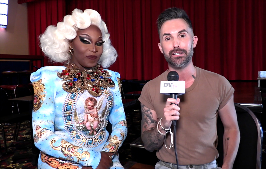 Asia O'Hara talks MetroBall, 'Drag Race' and more
