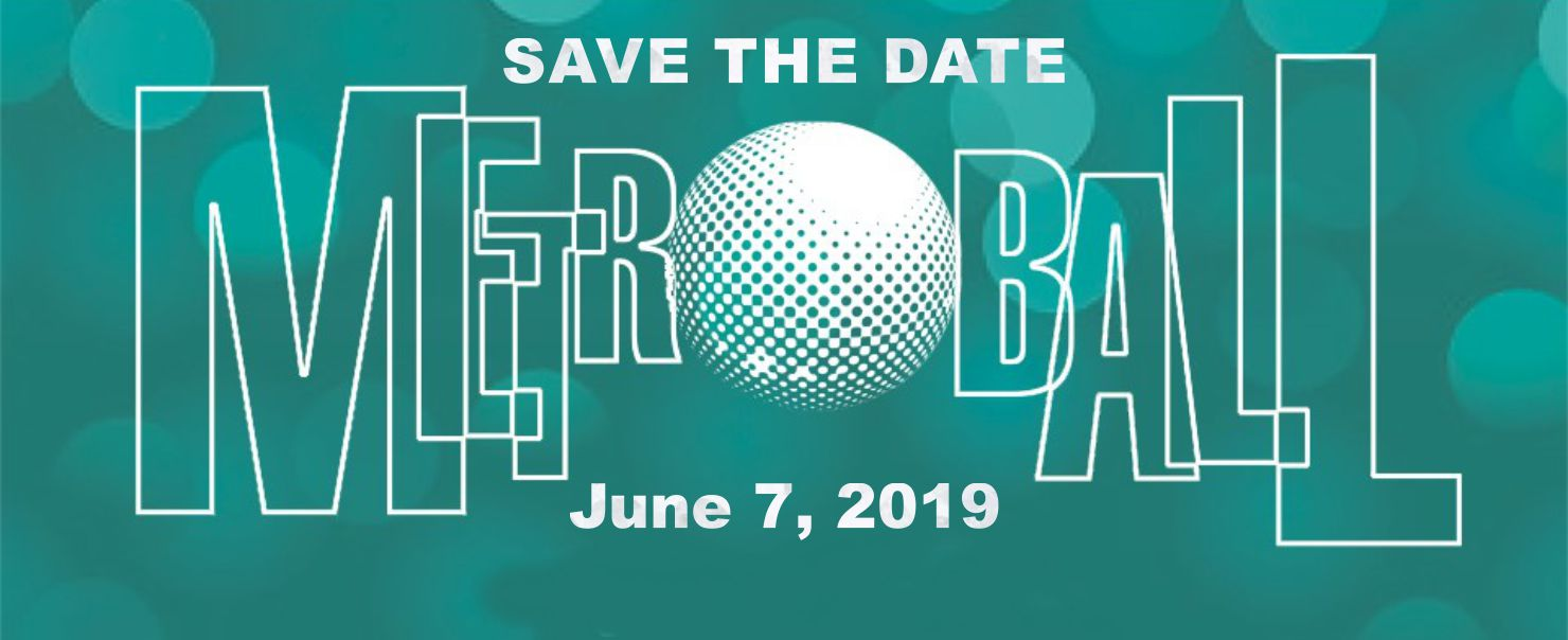 MetroBall 2019 – Save The Date