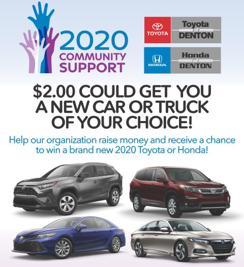 Toyota Honda Community Support