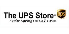 The UPS Store Cedar Springs