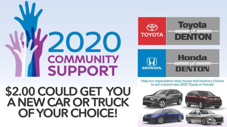 Toyota Honda Community Support