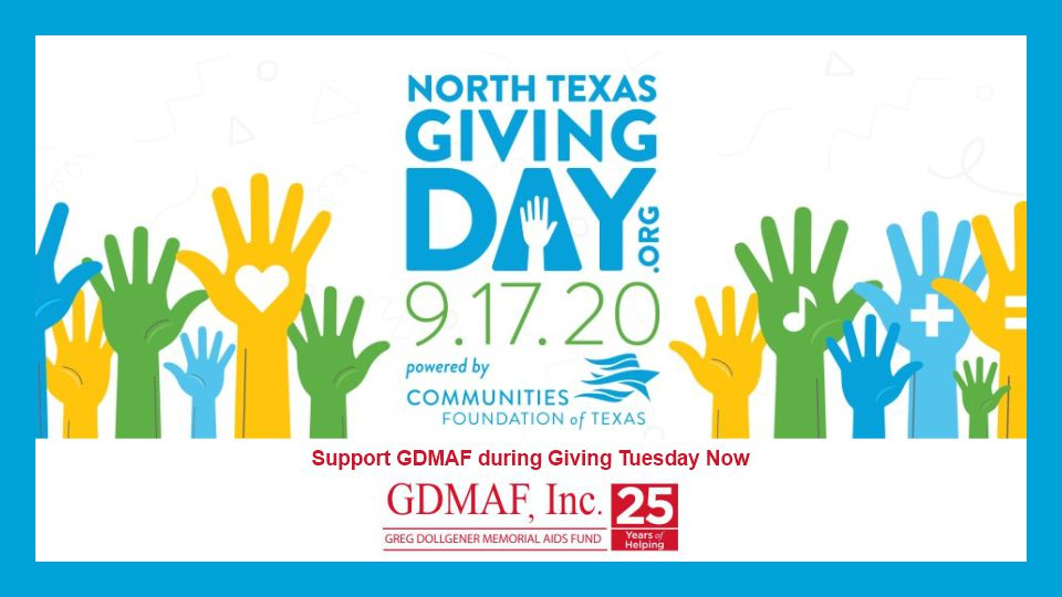 North Texas Giving Day 09-17-20