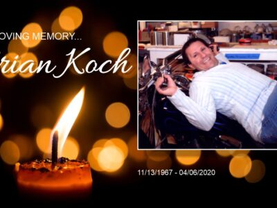 In Memory of Brian Koch