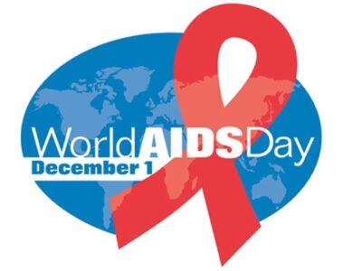 World AIDS Day - Dec. 01, 2020
