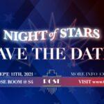 Night of Stars - Sat. Sept. 11