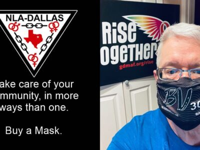 NLA Dallas Masks