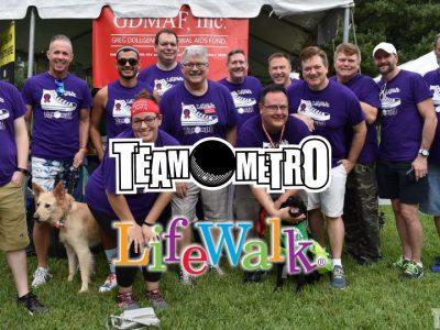 Team Metro Lifewalk